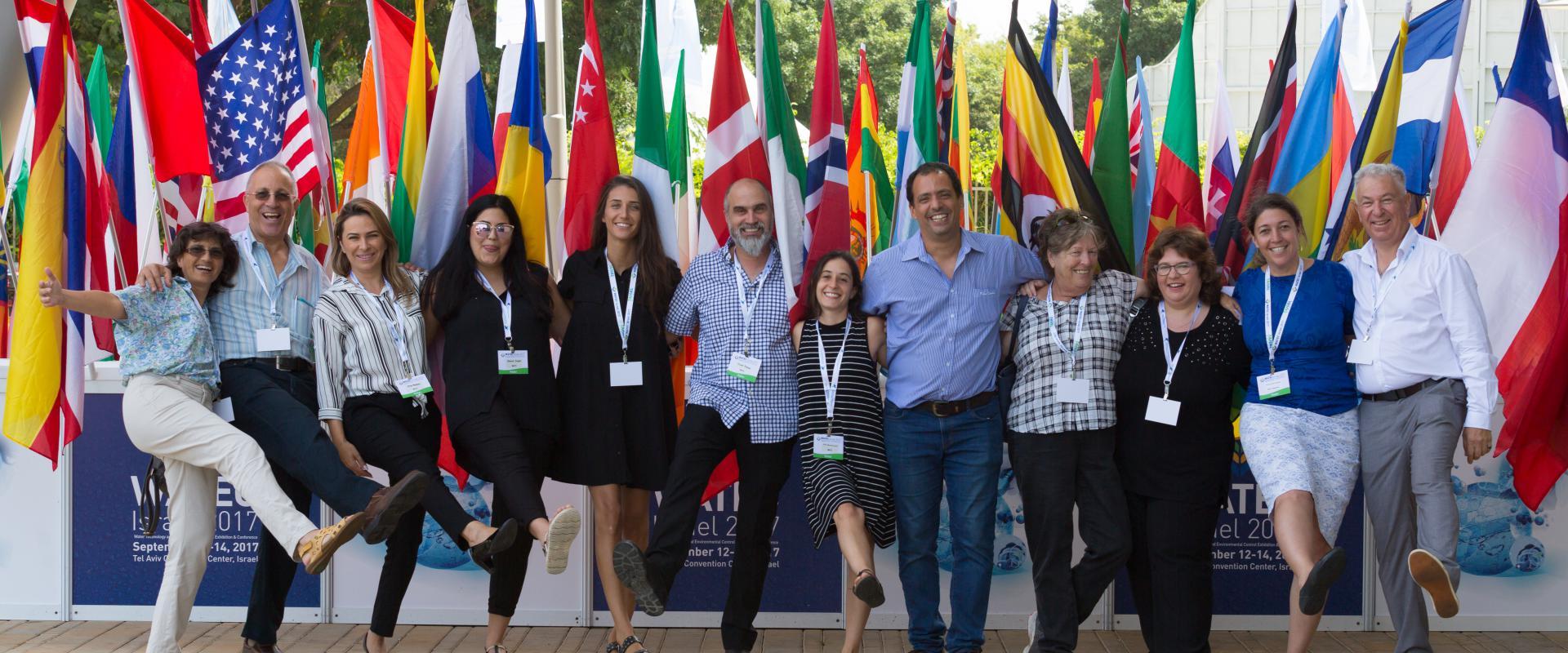 MATC Staff WATEC Conference